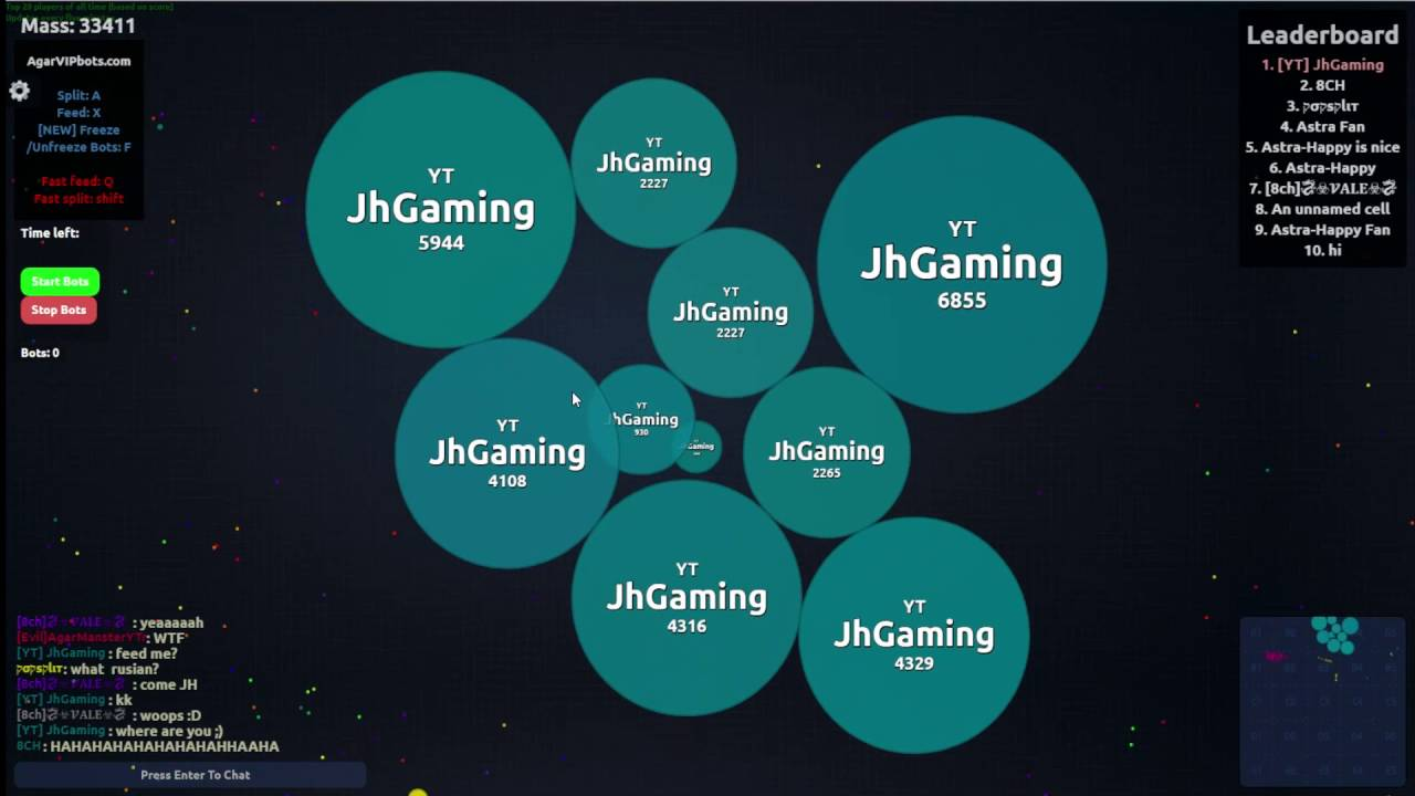 new better agar io 100k cellcraft io world record gameplay