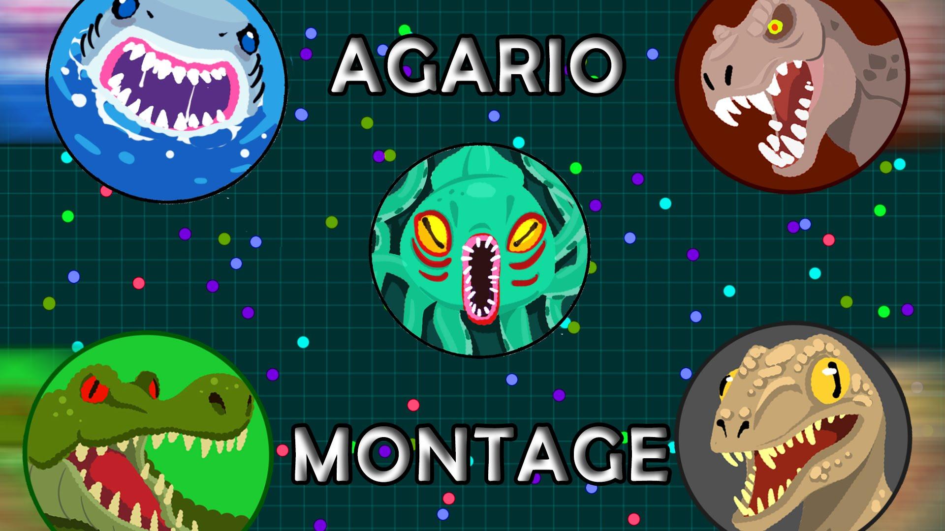 Agar io legendary montage good or bad montage insane