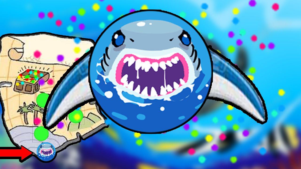 Agar io shark animated spongebob intro thanks for 200 subs
